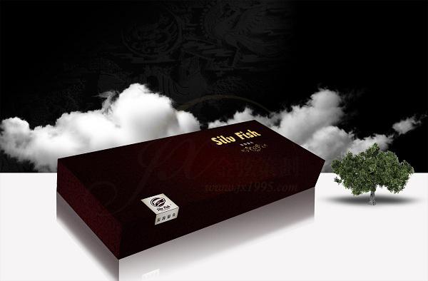 特产银鱼包装设计 包装设计 未命名  第3张