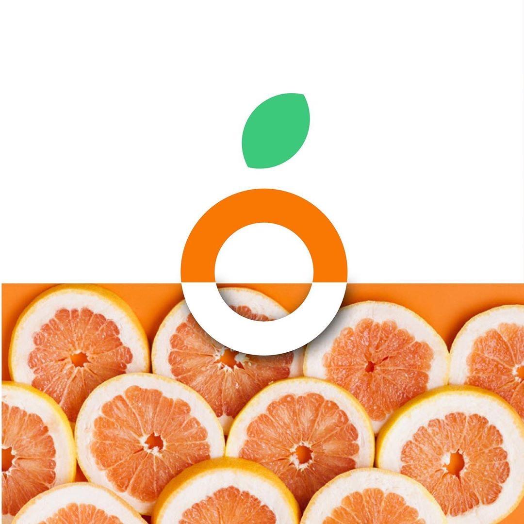 云南玉溪浮橙vi设计 水果vi设计 食品特产包装设计 水果包装设计 水果logo设计 水果电商设计 logo设计 vi设计  第1张